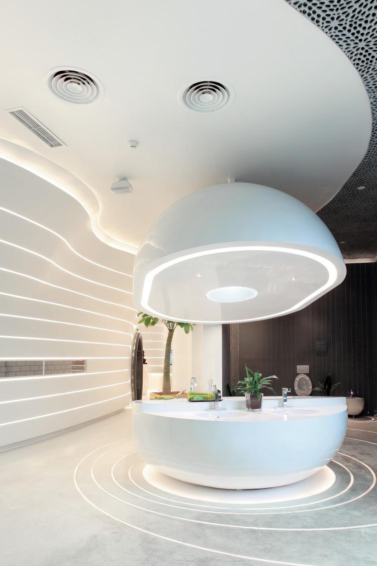 北京k11生活体验馆-建筑图