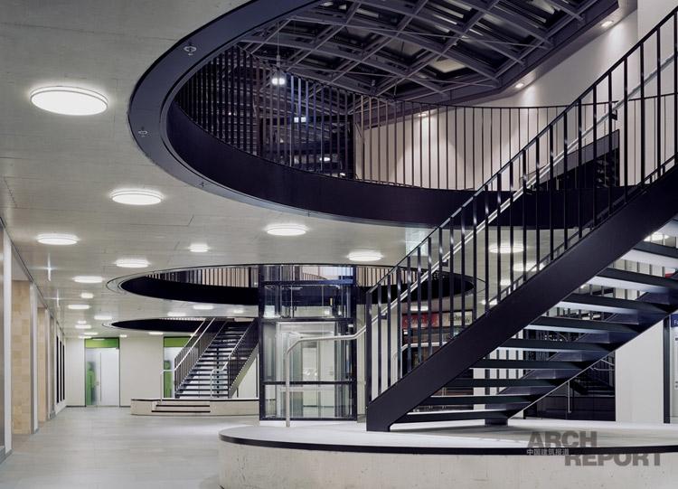哈默尔恩车站-建筑图