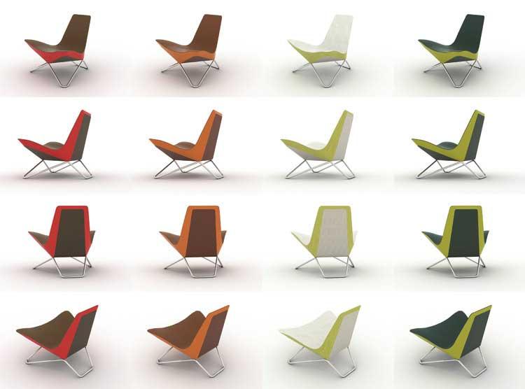 MYchair 我的椅子-建筑图
